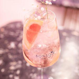 bonsoir cocktail bar